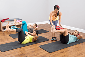 SmartBells workout