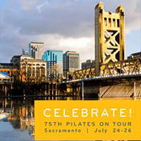 Pilates on Tour Sacramento