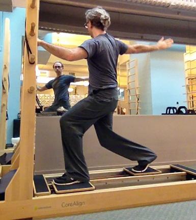 CoreAlign workout
