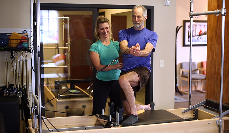 Peter Landres on Reformer