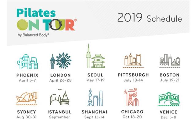 POT 2019 Schedule