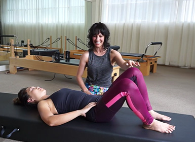 Pilates Pelvic Alignment