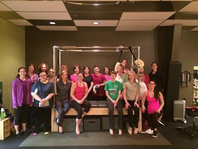 Pilates Class Photo