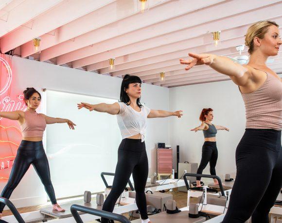 Allegro 2 reformer Paris Pilates Studio