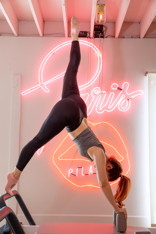 Paris Pilates Studio Los Angeles