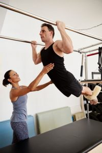 Teaching Pilates to Men