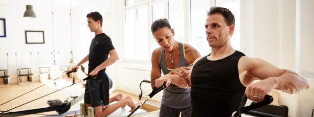 Pilates for Men Teaching Pilates