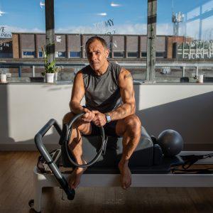 Pete Pallai, Men Pilates, Allegro 2, Ultra-Fit Circle, Balanced Body Pilates