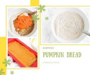 Healthy Holiday Pumpkin bread Recipe
