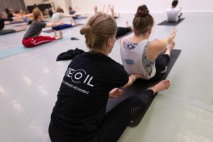 Pilates teaching during COVID-19