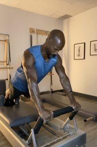 Martin Reid Real Men Do Pilates Personal Victory