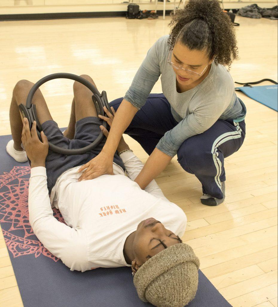Tonya Amos Pilates Teacher