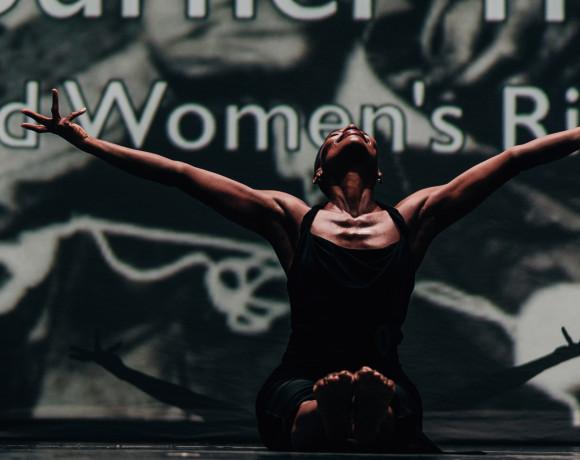 Tonya Amos Grown Women Dance Collective