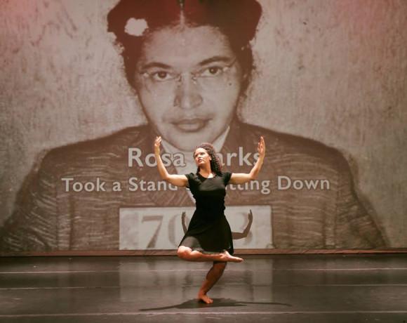 Grown Women Dance Collective Tonya Amos