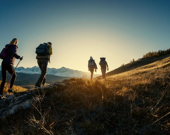 outdoor hike