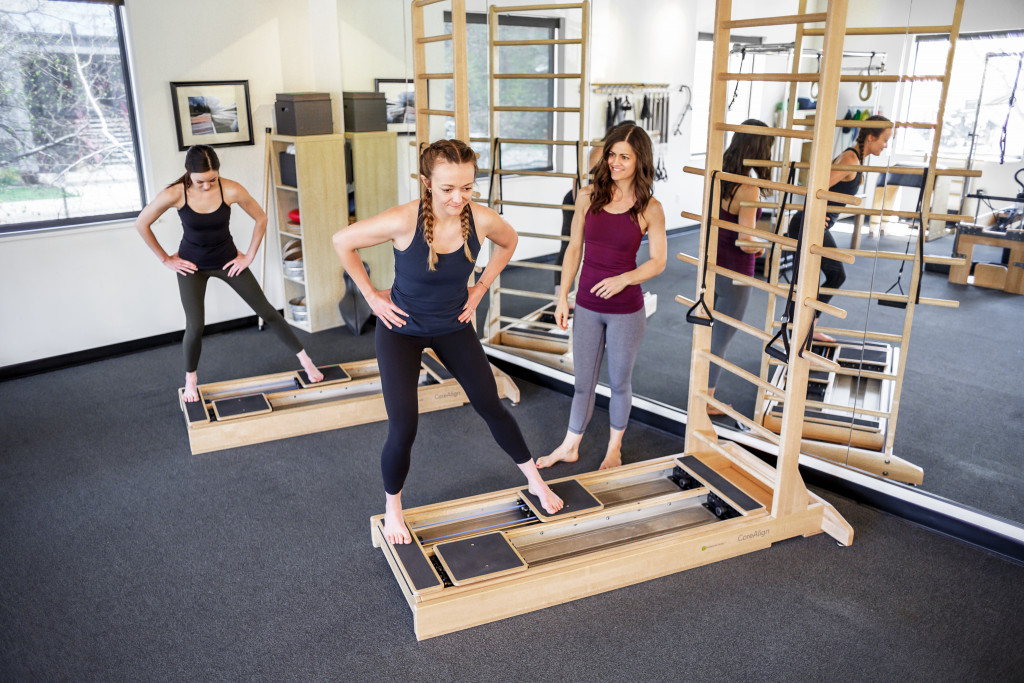 Tessa Hale Pilates Physical Therapist CoreAlign