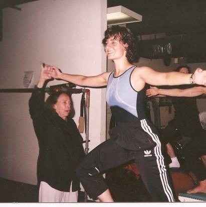 ROMANA KRYZANOWSKA Pilates