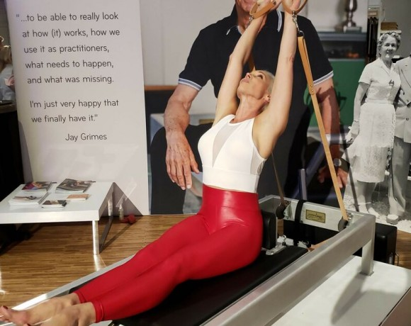 Kathi Ross Nash Pilates Reformer Springs