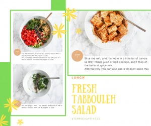 Summer Recipe Fresh Tabbouleh Salad