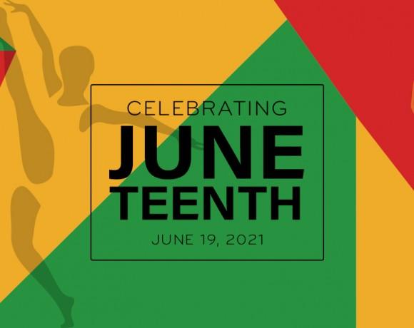 Juneteenth Celebration 2021 Balanced Body