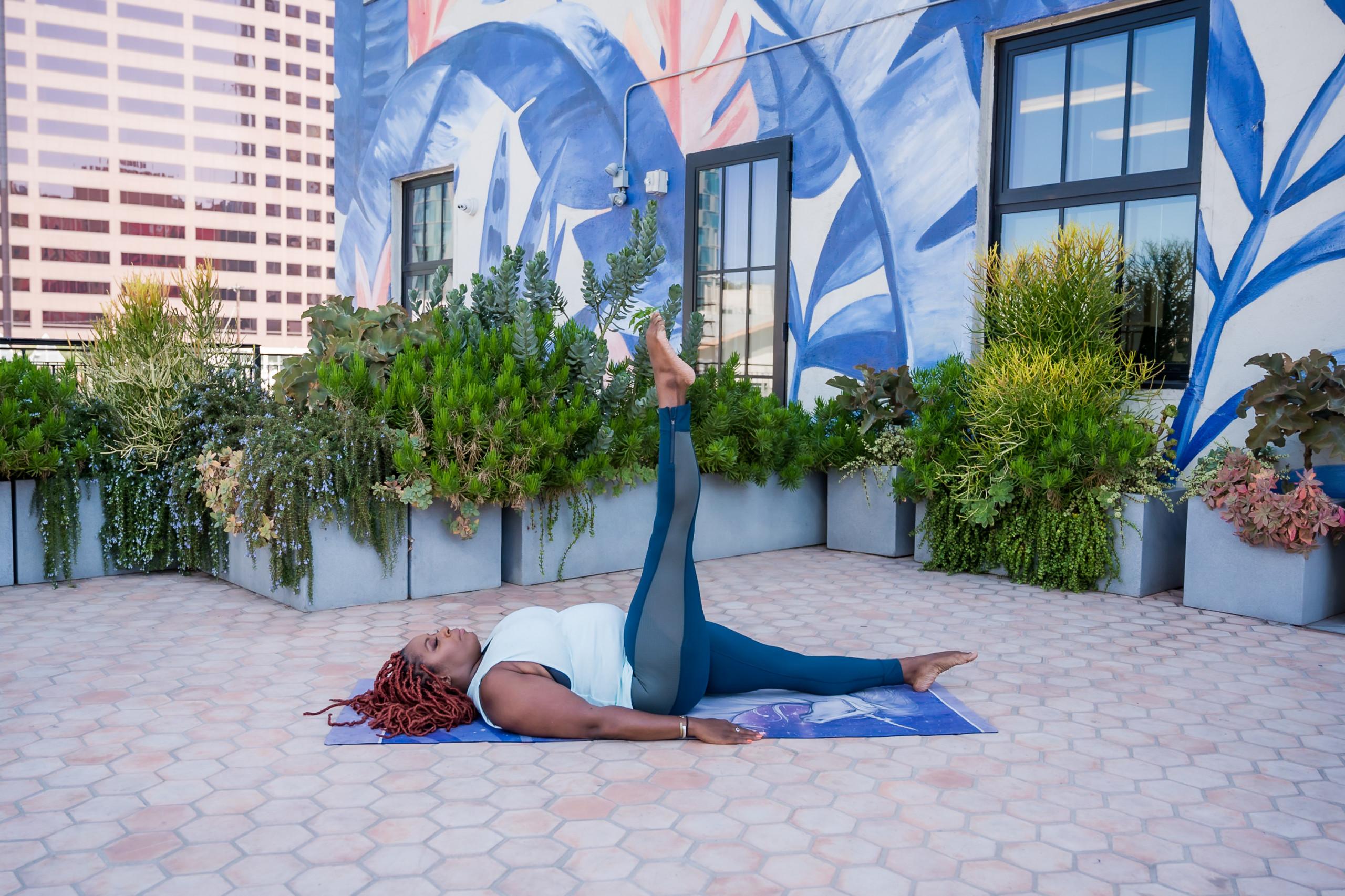 Mychele Sims Pilates Dance